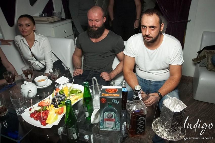 «Phonique» в клубе «Indigo»