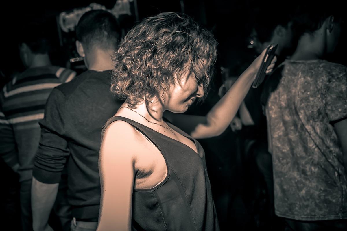 «Esthetic Vibes» в клубе «Saxon»