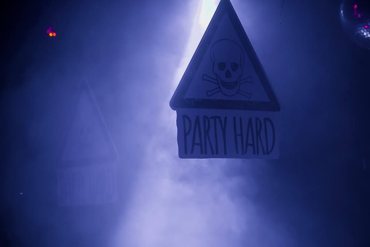 «Party Hard Worldwide» в клубе «Saxon»