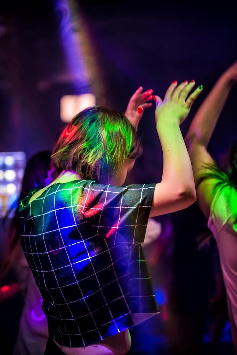 «PARTY HARD в Пене!» в «Saxon»