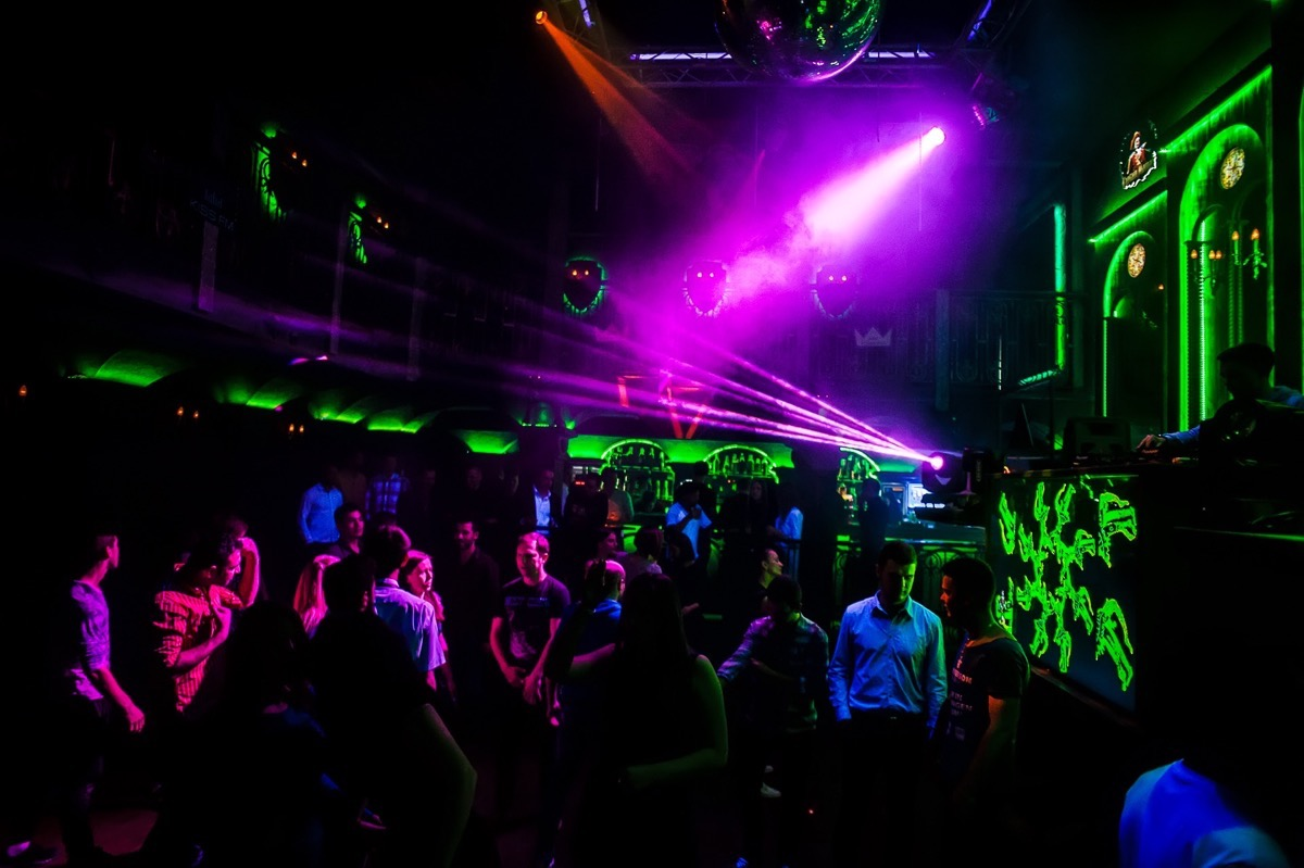 «Kiss MAЙ Dance» в «Saxon»