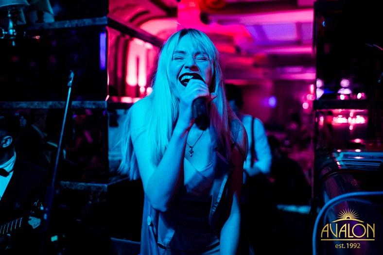 «Chika Band» в лаунж-баре «Avalon»