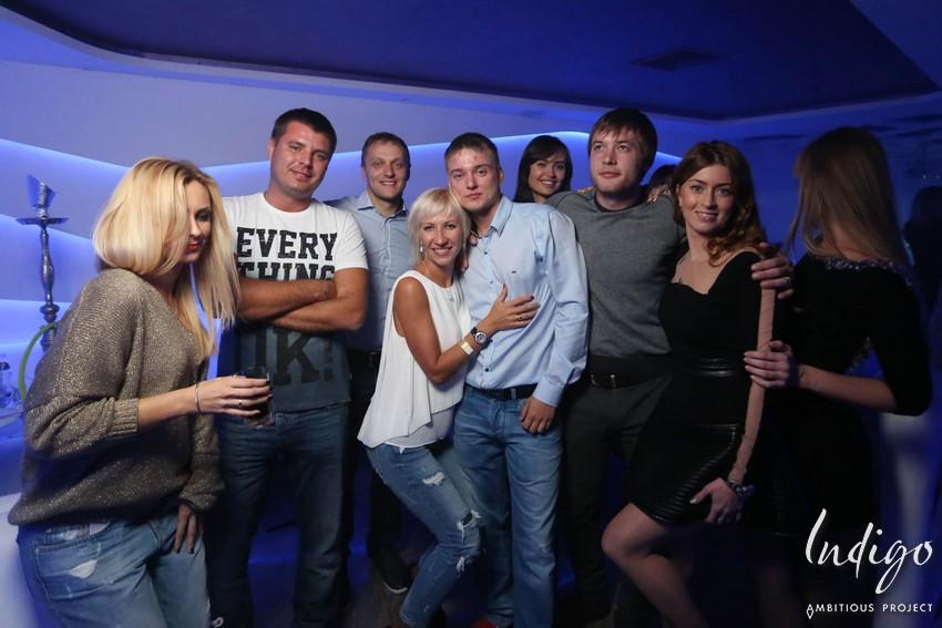 Вечеринка «House Nation» в клубе Indigo