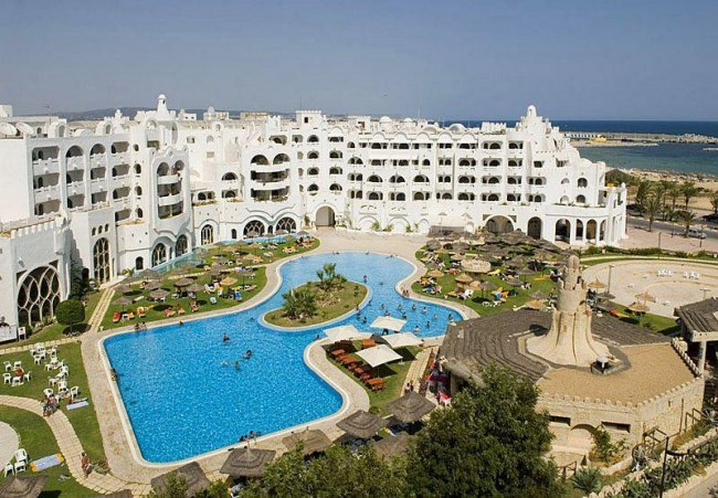 Яскравий відпочинок в Тунісі @ «Море турів»