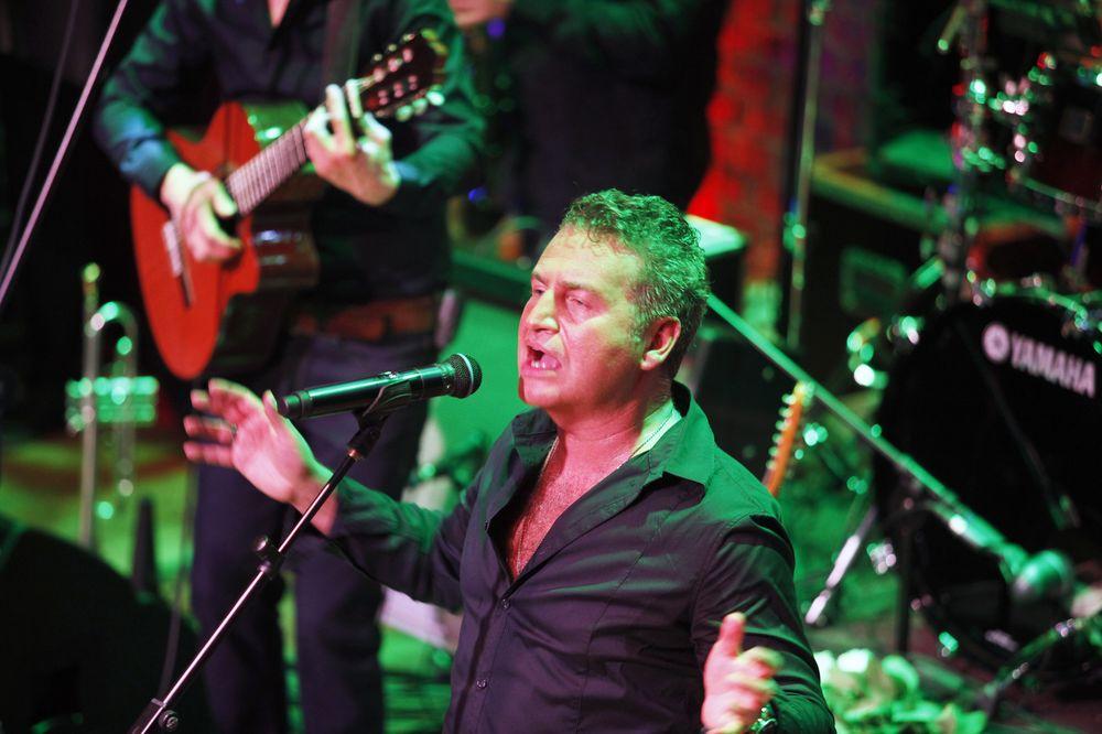 Леонид Агутин в Caribbean Club