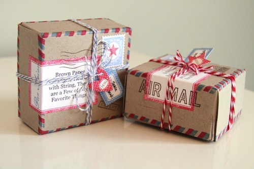 Идеи для упаковки новогодних подарков