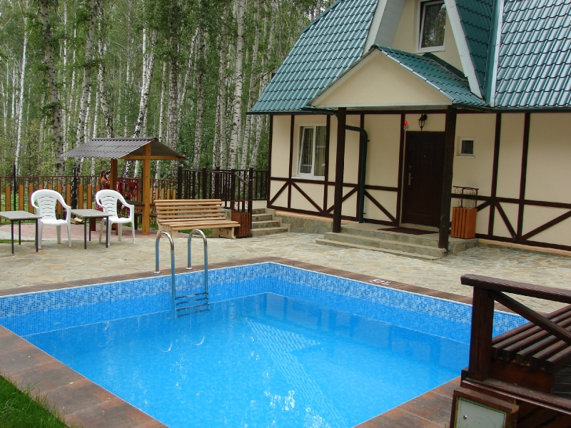 База отдыха Березка, Смолячково, Курортный район