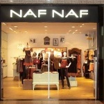 Магазин одежды «Naf Naf»