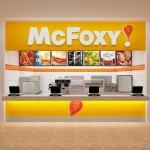 Фастфуд «McFoxy»