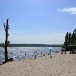 Приднепровский пляж