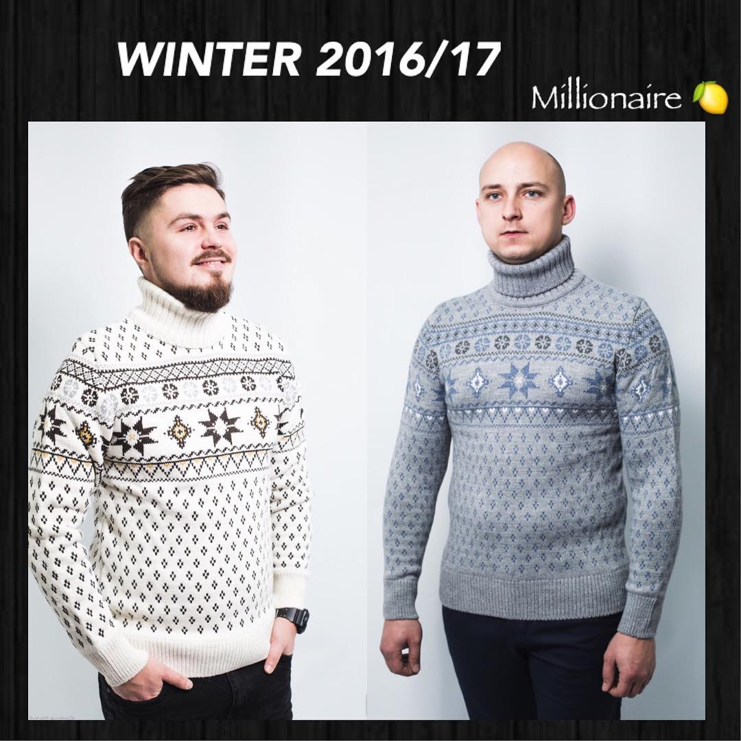 Нова колекція Winter 2016/17 @ «Millionaire»