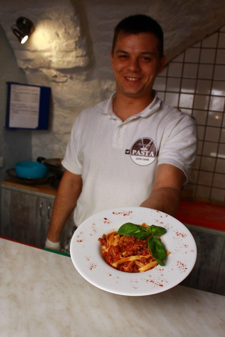 Мини-ресторан «Моя Pasta»