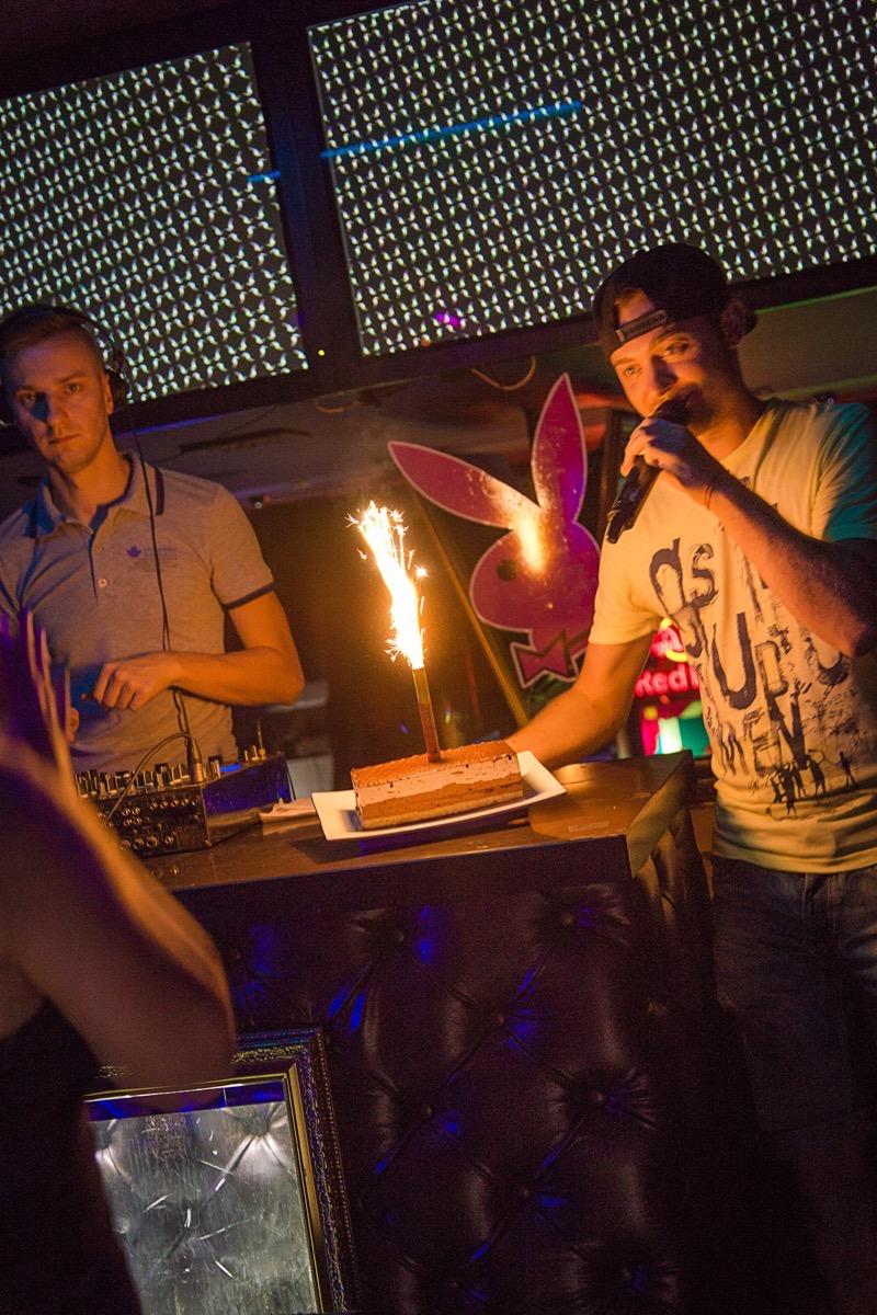 «Selfie Mania» в клубе «Saxon»
