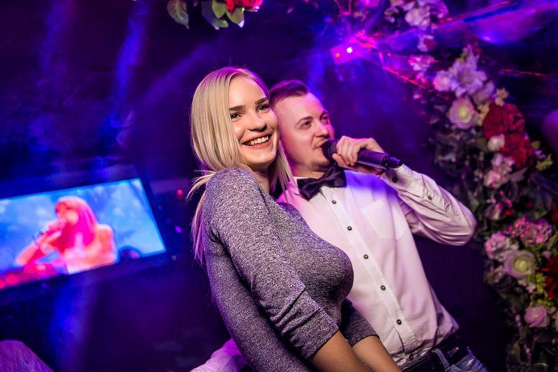 Вечеринка «Свадьба на одну ночь!» в клубе «Saxon»