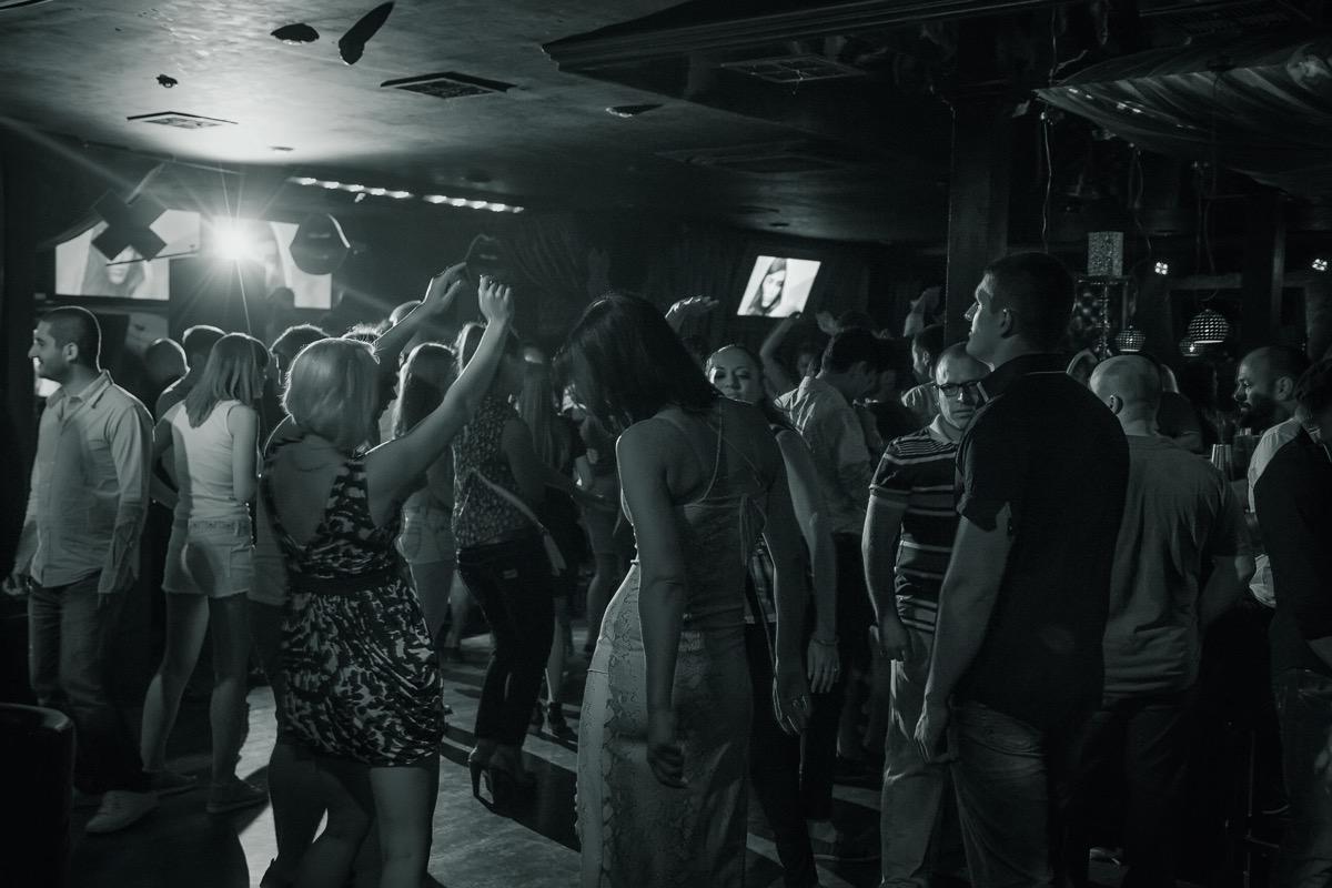 «Палата №6. АлкоХимия» в клубе «Saxon»