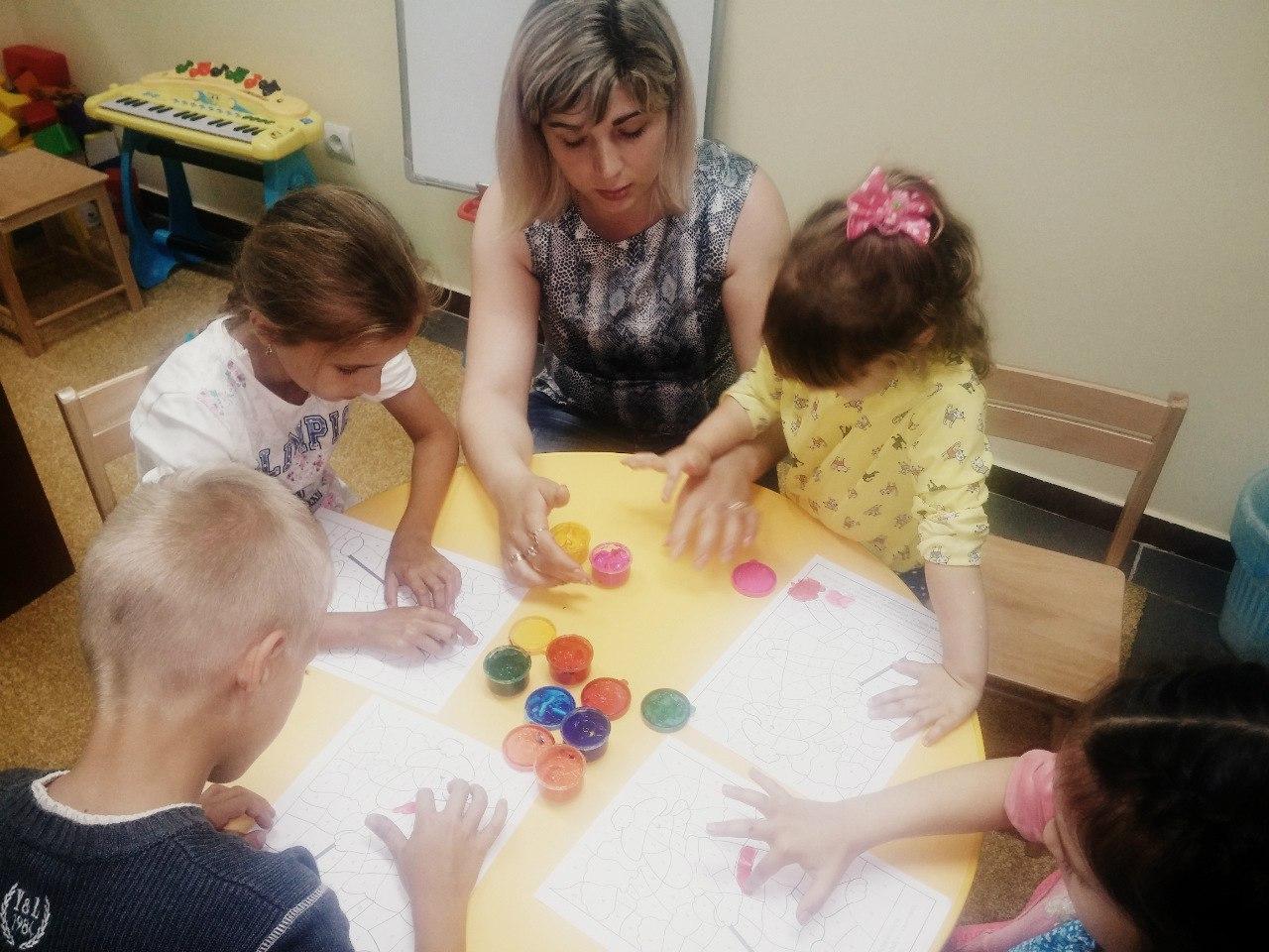 Центр розвитку дитини «Smart Kids»