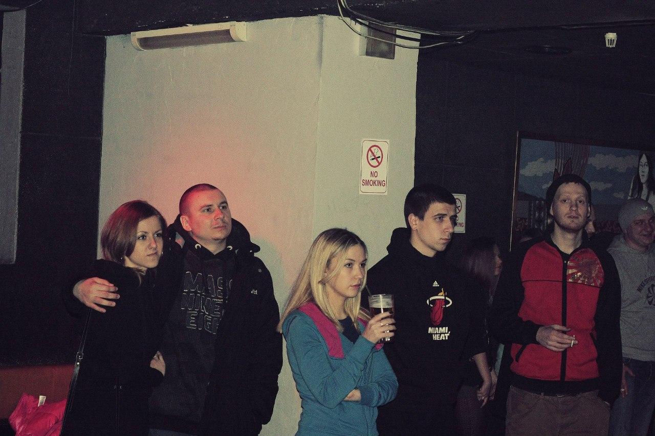 Красное Дерево в «Xlib club»