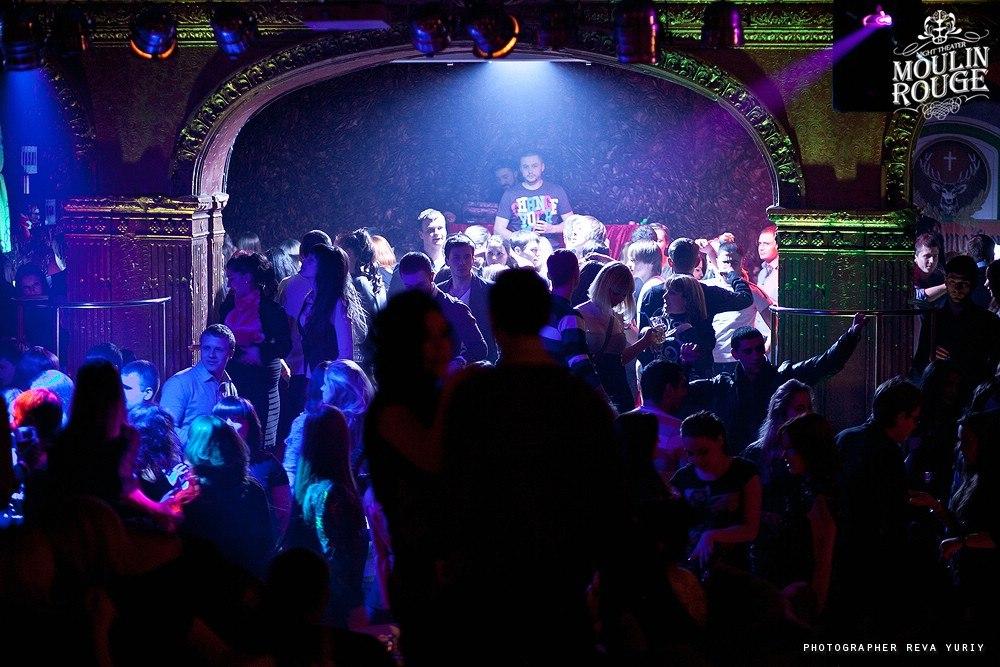 Ночной клуб «Мулен Руж»